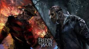 FreddyVsJason by Lordigan