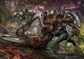 NEXUS Artwork by Lordigan