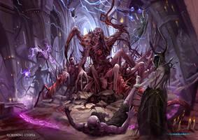 Sickness Utopia by Lordigan