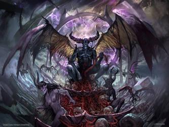 Dead Eyes Allways Dreaming by Lordigan