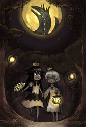 The Liar Princess and The Blind Prince by LINNE888