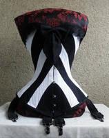 Ms. Stripess by AraneaBlack