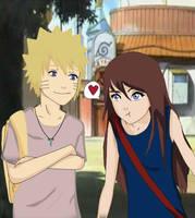 Naruto Akiko school beginn by Narutosprincess