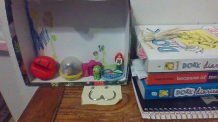 A piece of my art desk #4 by SuperKoalaYT