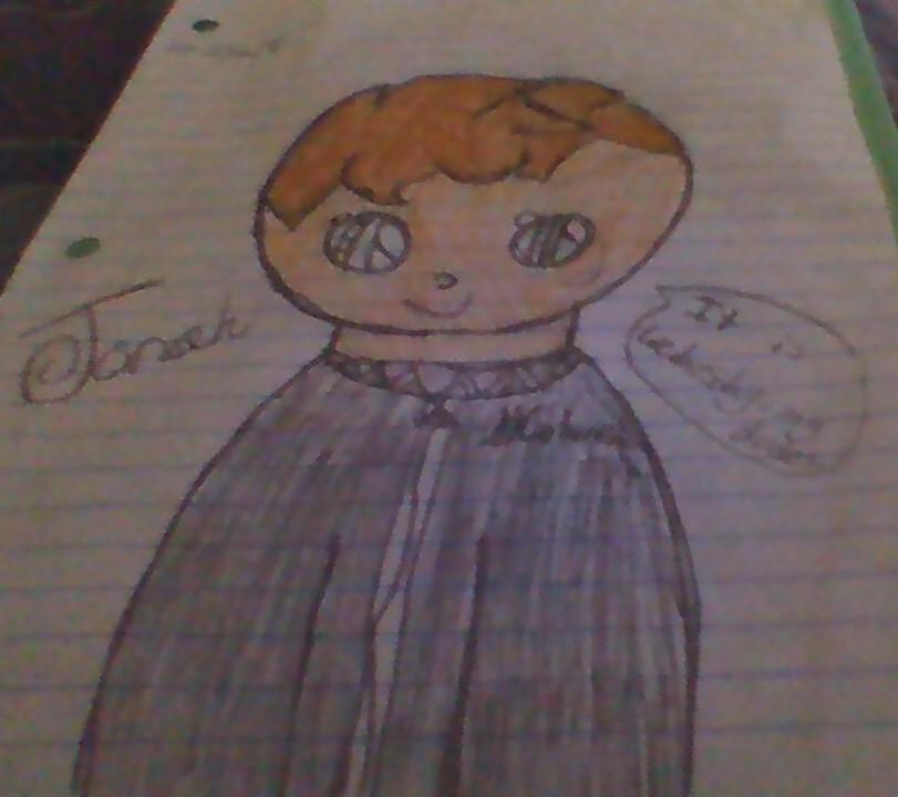 Jonah, a kid in my class by SuperKoalaYT