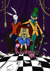 Go ask Alice... by ChristieC