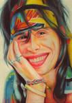 Steven Tyler by ahsr