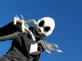 Skellington's out to get you by Ex-Shadow