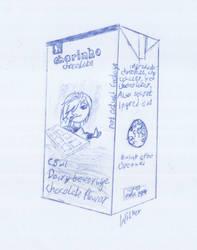 Inktober #3 - Charinho by WilkerS1