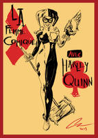 Harley Quinn by randomality85