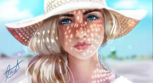 Sunshine by fizzypopcake