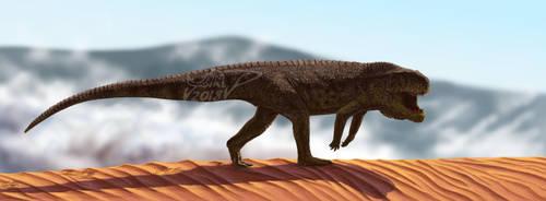 Postosuchus by FinwalSMD