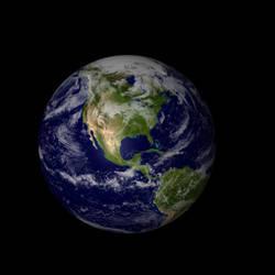 Planeta Tierra - Planet Earth by soratofx