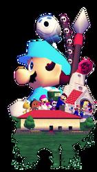 Subpar Mario 64 - Average Headline by Puddin104