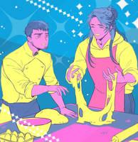 AWAFL: Baking by juhaihai