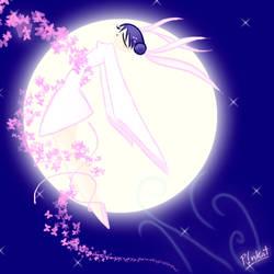 A Bailarina - Espirito da Lua by Pinkatzinha