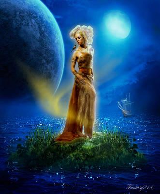 Rhiannon by Fantasy214