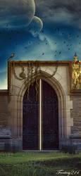 Hidden World by Fantasy214