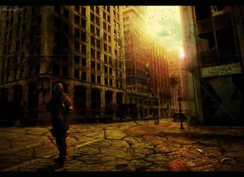 Broken City by Fantasy214