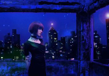 City Lights by Fantasy214
