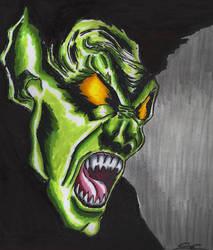 Screamin' Demon by angelboi69