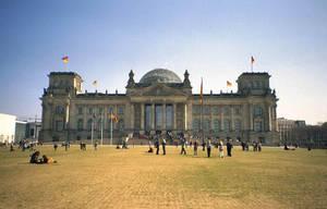 Deutscher Bundestag by aquifer