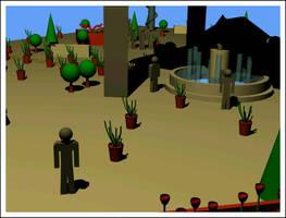 Civic Garden : 2 by aquifer