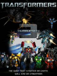 Transformers 3 by curtydc