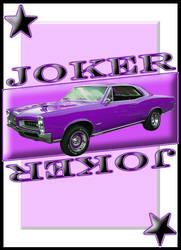 Joker Card GTO by curtydc