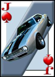 Jack Card Camaro by curtydc