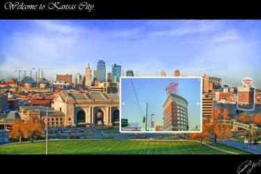 Western Auto Union Kansas City by curtydc