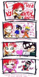 Gaara's Valentine's Day by kaseyu