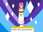 Happy 20th Anniversary Nights Into Dreams by SuperTailsHero