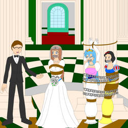 Forced Royal Wedding by SuperTailsHero