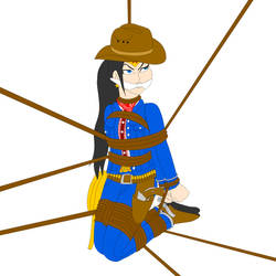 Wonder Cowgirl by SuperTailsHero