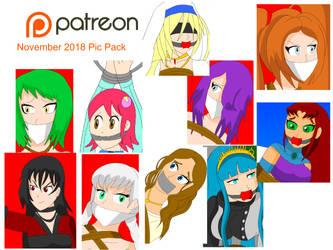 PatreonPacks2018 by SuperTailsHero