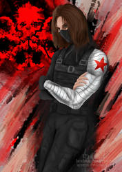 Winter Soldier by Ayveris