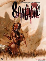 Sanguine BD Comic Proyect by frame2frame