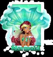 [Winx YCH] - Mermaidix Teila by xXDiamondStarXx