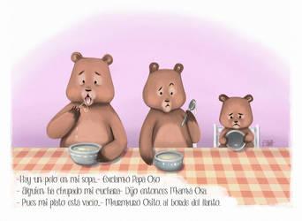 3ososos by AliciaTapia