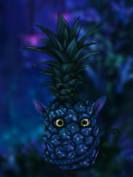 Na'vi pineapple by Ekira-Txonite