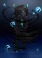 power of shadows by AMeraki