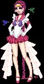 Sailor Haumea by RenesmeeNessie