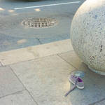Lavender Sneaker San Francisco 5/11/2016 by squirrelbrained