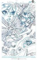 sketch Destruktor by pecart