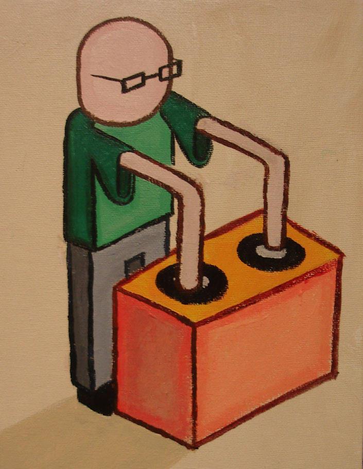 DJ Jonty Bear by Couk