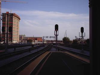 new city pic 1 by RazielWatcherX