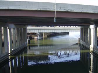 water under a bridge by RazielWatcherX