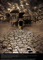 Haunted Victorian - Stock by Thy-Darkest-Hour