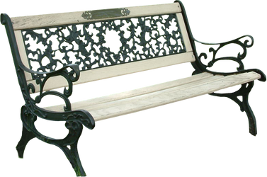 Park Bench PNG by Thy-Darkest-Hour